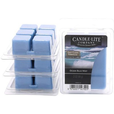 Candle-lite Everyday Collection wax melts 2 oz 56 g - Ocean Blue Mist
