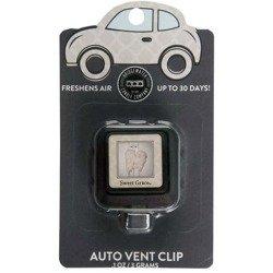 Bridgewater Candle Auto Vent Clip zapach do samochodu auta - Sweet Grace